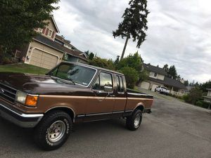 1990 Ford F-150 4X4 King cab only 93k original miles for Sale in Auburn, WA
