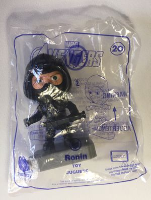 McDonald's Marvel Avengers Toy #20 Ronin for Sale in Los Angeles, CA
