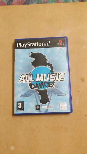 All Music Dance!, PS2 for Sale in El Cajon, CA