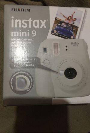 Instax mini 9 for Sale in Chicopee, MA