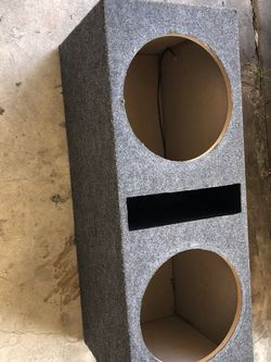 Speaker Box for Sale in Dallas,  TX