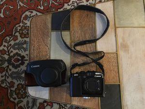 Canon PowerShot G11 10.0MP Digital Camera - Black for Sale in New York, NY