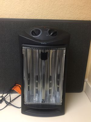 Brand New Black and Decker Infrared Tower Heater for Sale in Nuevo, CA