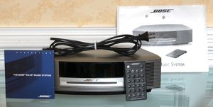 Bose Wave Music System for Sale in Kennesaw, GA
