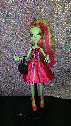 Monster High doll $25 for Sale in El Cajon, CA