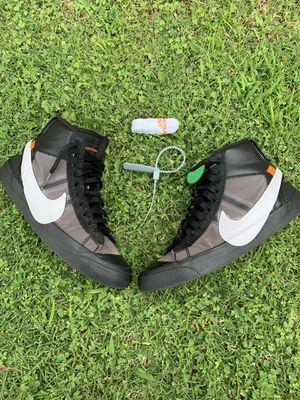 Nike x OFF-WHITE Blazer Mid Grim Reaper for Sale in Fresno, CA