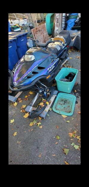 Snowmobile arctic cat panther 440 has alot of great parts for Sale in Plainville, CT