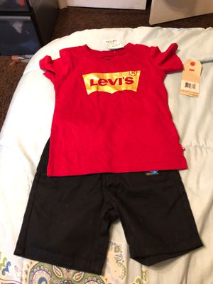 Levi's outfit 2t for Sale in Decatur, GA