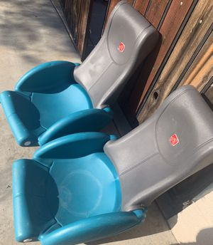 Pair of Folding Rocking Game Chairs for Sale in Phoenix, AZ