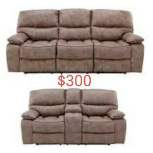 Reclining Sofa Couch Sets for Sale in Irvine, CA