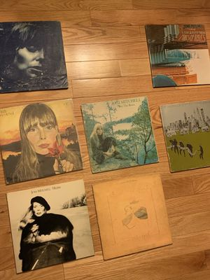 Joni Mitchell vinyl for Sale in East Rutherford, NJ