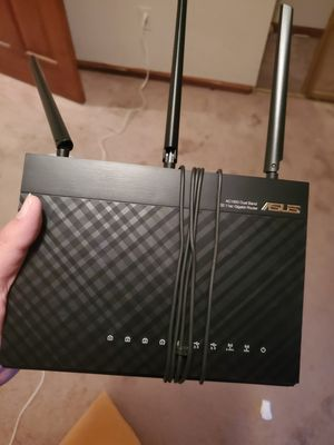 Asus router for Sale in Queen Creek, AZ
