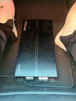 PRV Audio A1bass pro for Sale in Andover, MA
