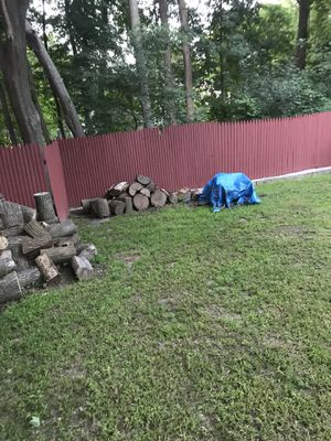 Free wood come take it for Sale in Hudson, MA