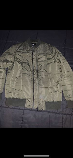 H&M bomber jacket for Sale in Odenton, MD
