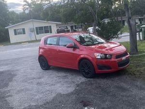 Clean title Chevy sonic for Sale in West Palm Beach, FL