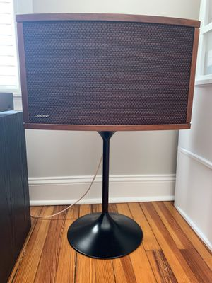 (2) Bose 901 Series IV vintage speakers with Bose equalizer & AudioSource Amp for Sale in Columbus, OH