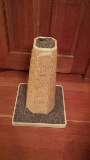 Cat Scratching Post for Sale in Central Houghton, WA