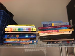 FREE Misc. Design and branding books for Sale in San Diego, CA