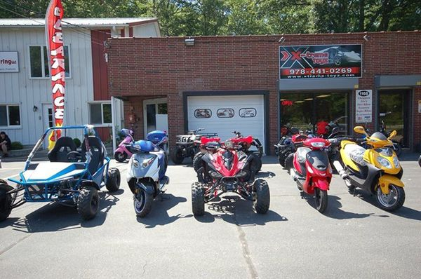 Honda Dealerships In Ma >> Lowest Prices Anywhere - Dirt Bikes, Go Karts, ATVs, 4 ...