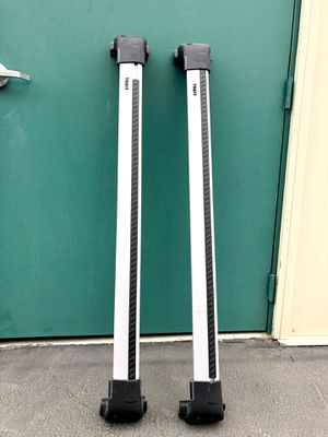 Thule AeroBlade (7604) w/locks and Tower Kit (4041) for Sale in Corona, CA