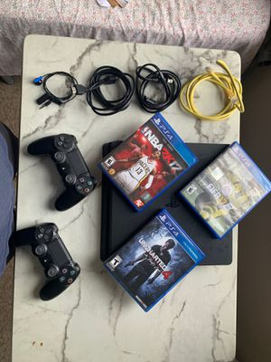 PS4 slim 1TB. for Sale in Queens, NY