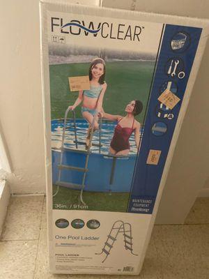 Pool ladder for Sale in Miami, FL