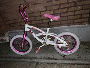 Little girl bike wheels size 14'(open for offers) for Sale in Chicago, IL