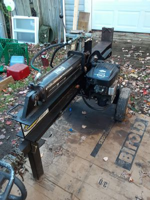 Log splitter for Sale in Hampton, VA
