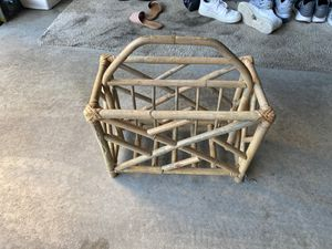 Magazine paper rack for Sale in Corona, CA