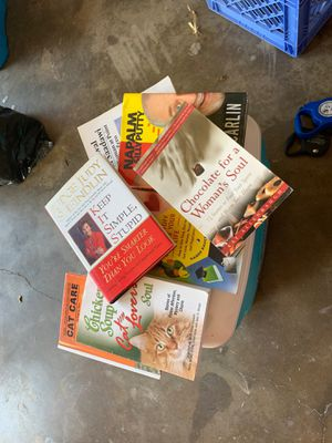 Assorted books for Sale in Watauga, TX