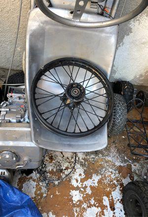 Dirt bike rim for Sale in Pasadena, CA