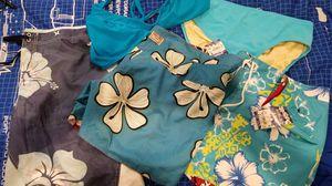 Women's swim shorts/t-shirt lot size XXL for Sale in Corona, CA