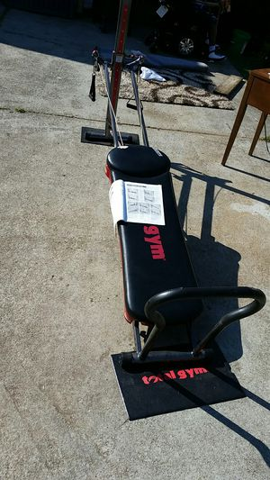 Total gym for Sale in Lawrenceville, GA