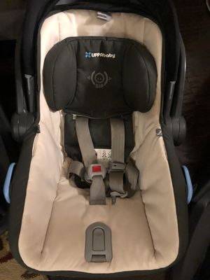 Uppababy Cruz car seat with 2 bases for Sale in Tampa, FL