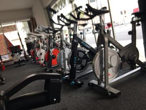 COMPARED TO PELOTON BRAND NEW SUNNY HEAVY DUTY SPINNING/CARDIO BIKE ASSEMBLE DIFFERENT PRICES for Sale in Los Angeles, CA