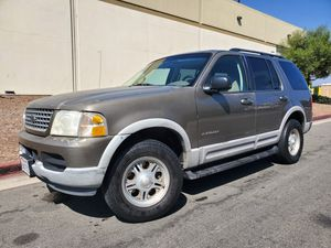 2002 Ford Explorer XLT for Sale in City of Industry, CA