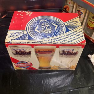 1995 Old Restock Budweiser Set for Sale in Lakeland, FL