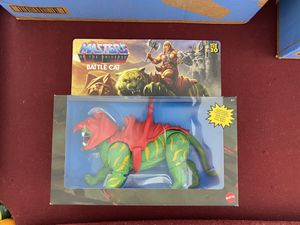 Masters of the universe origins battle cat figure for Sale in Haines City, FL