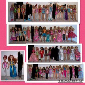 Barbies for Sale in Burlington, NC