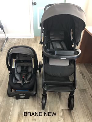 Safety First Smooth Ride Travel System Stroller for Sale in Phoenix, AZ