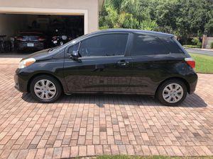 2013 Toyota Yaris - original owner for Sale in Bartow, FL