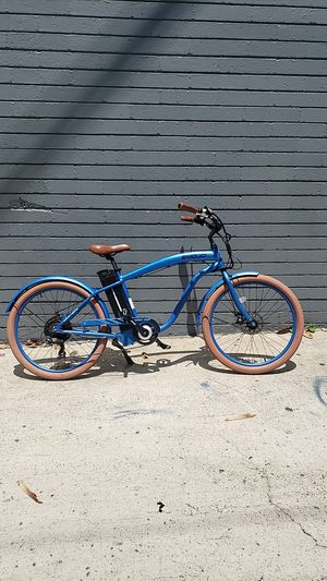 "Electric Bicycle Cruiser ""Emojo"" Hurricane for Sale in San Diego, CA"