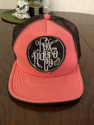 Fox Rider trucker hat for Sale in Lawrenceville, GA