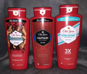 Old Spice Bundle for Sale in Waldorf, MD