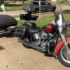 2010 Harley Davidson FLSTC Heritage Classic for Sale in Pearland, TX