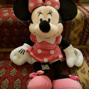$12 - MINNIE MOUSE DISNEY STORE EXCLUSIVE PLUSH *** SO ADORABLE *** for Sale in Rowland Heights, CA