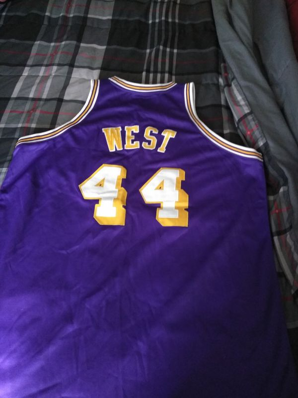 Los Angeles Lakers #44 Jerry West