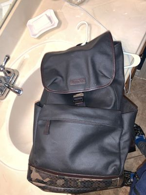Coach Men's backpack for Sale in Plano, TX