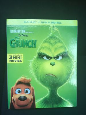 The Grinch Movie Includes 3 mini movies for Sale in Palmetto Bay, FL